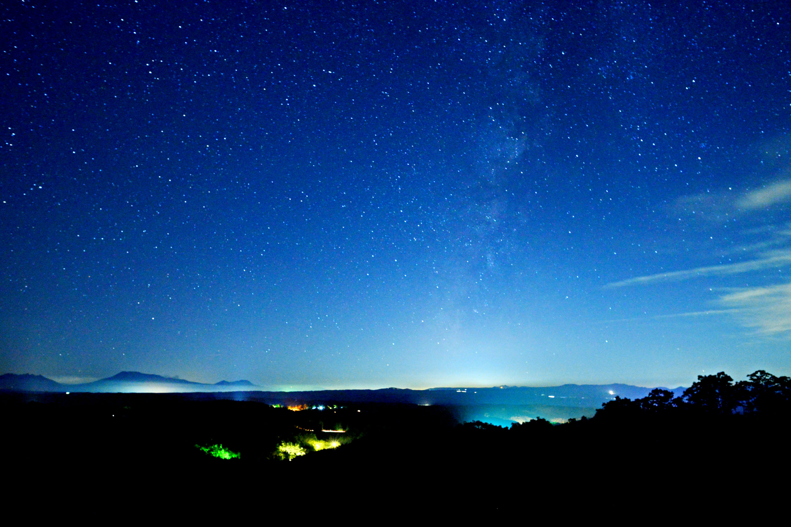 夜の平野台