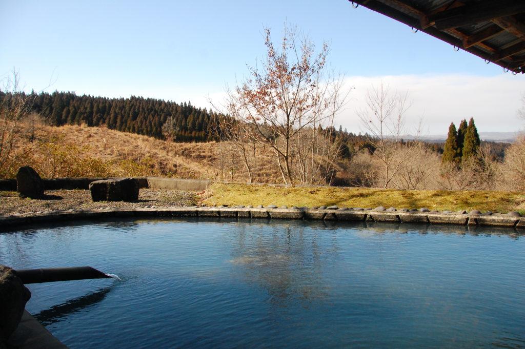 扇温泉(冬)
